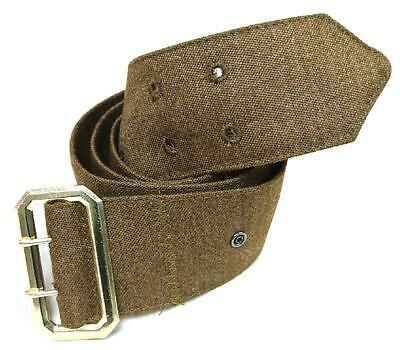FAD Belt Military Issue Future Army Dress Belt Used Spare No2. Uniform Belt