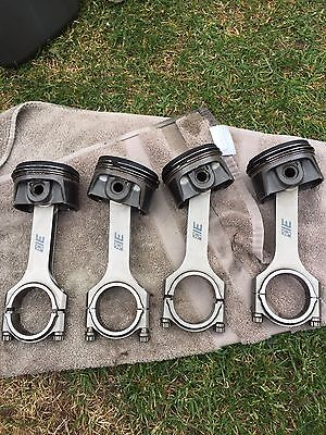 Forged Connecting Rods And Pistons 1.8T 20v Mahle And Integrated Engineering