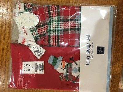 Baby Gap Long Sleep Set 6-12 mth BNIB