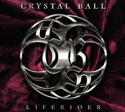 Crystal Ball - Liferider [Digipak] Used - Very Good Cd