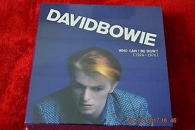 BOWIE, David - Who Can I Be Now? (1974-1976) -  Delux LP Vinyl Box Set