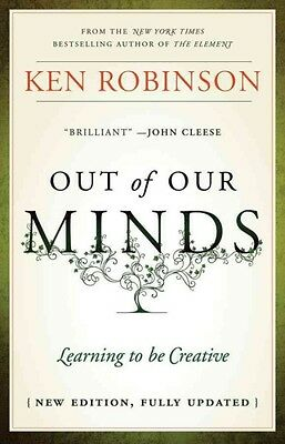 Out of Our Minds, Ken Robinson