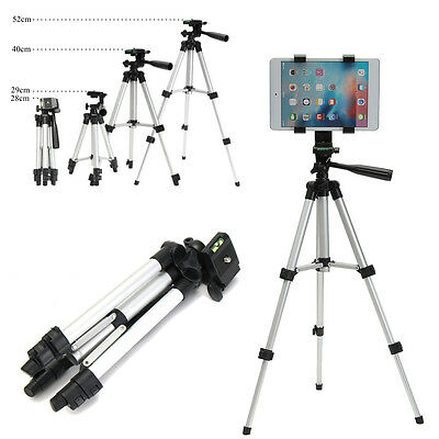 Adjustable Professional Universal Camera Tripod Stand Holder Mount For Table/PC