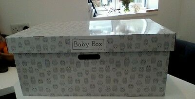 Finnish Baby Box from the Baby Box Co