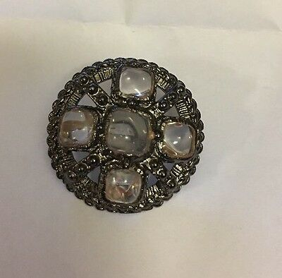 Chanel Authentic Stunning Button 24mm