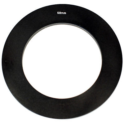 Kood Cokin P SERIES 58mm Lens ADAPTER RING for FILTER HOLDER - FREE P&P