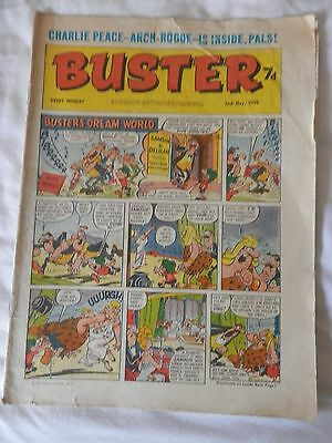 Buster Comic (1970)