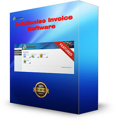 Solutionise Small Business Invoice Software