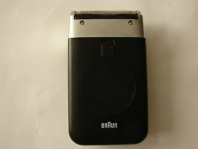Vintage Electric Shaver BRAUN 5340 made in GERMANY -RARE