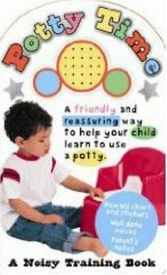 Potty Time, Roger Priddy | Board book Book | Good |
