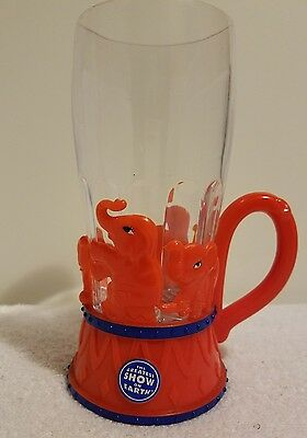 Ringling Bros Brothers Circus Light Up Plastic Collectible Souvenir Cup