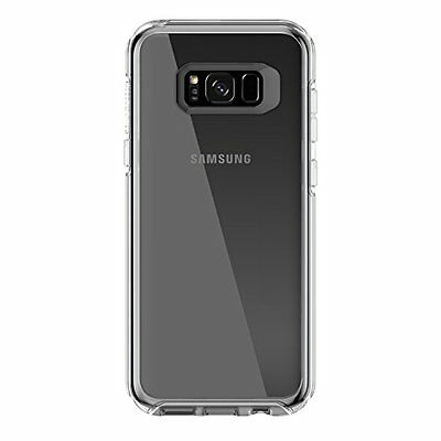 OtterBox SYMMETRY CLEAR SERIES for Samsung Galaxy S8+ - Frustration Free Packag
