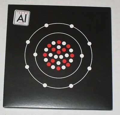"The White Stripes ""Aluminium"" CD. with Inserts  Rare Only 3333 Jack White"