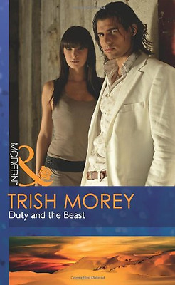 Duty and the Beast (Desert Brothers, Book 1) (Mills & Boon Modern), Good Conditi