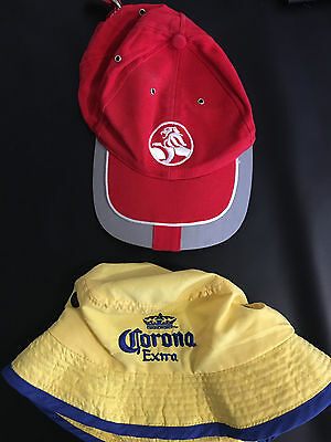Limited Edition Holden Cap and Corona bucket hat