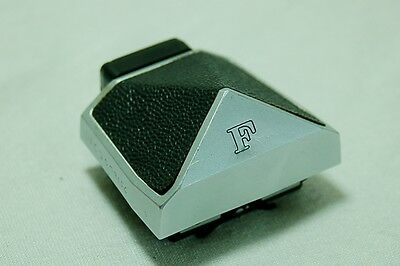 Nikon F Eye Level Prism Finder Silver for Nikon F Camera