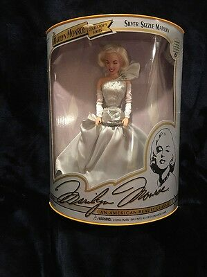 Marilyn Monroe Collector's Series - Silver Sizzle Marilyn DSI Edition