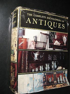 THE COMPLETE ENCYCLOPEDIA OF ANTIQUES RAMSEY ED. 3rd PRINT 1968