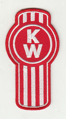 Kenworth Embroidered Patch