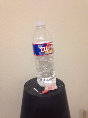 Ozarka Water Bottle that Johnson Po drank out of