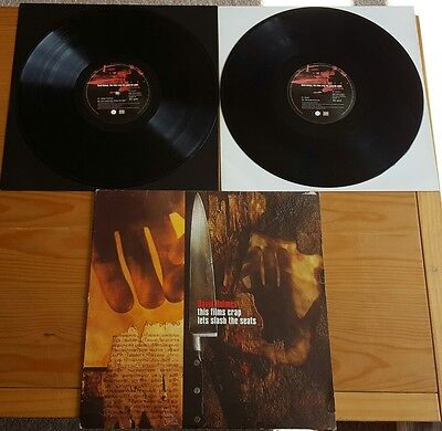 David Holmes - This film's crap let's slash the seats Double LP Vinyl Album 1995