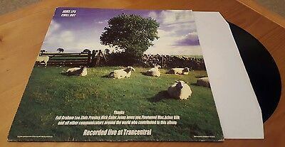 KLF Chill Out Album Original LP Vinyl JAMS LP5 1990