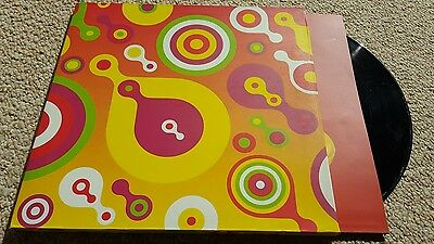 Lemon Jelly KY Double Album vinyl 2000 LP