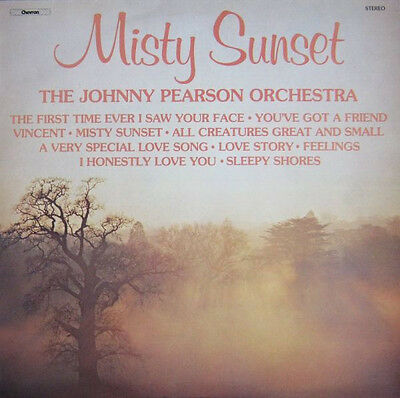 The Johnny Pearson Orchestra  –  Misty Sunset