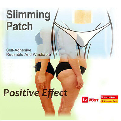 Slimming Stick Navel Sticker Slim Patch Weight Loss Fat Burn Patch 10 Pieces