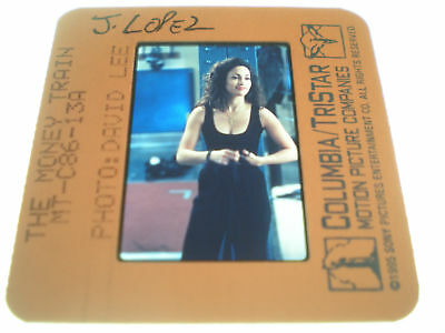 Jennifer Lopez - The Money Train - 35Mm Slide