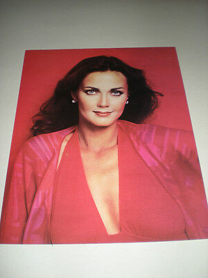LYNDA CARTER - GLAMOUR PHOTO - 8 x 10 #3