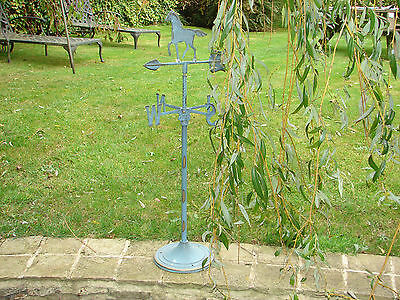 Brass Pony Weathervane. Weather vane. New and boxed. Garden ornament