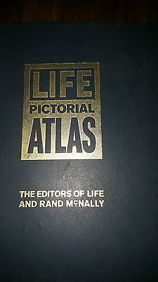 life pictorial atlas the editors of life and rand mcnally