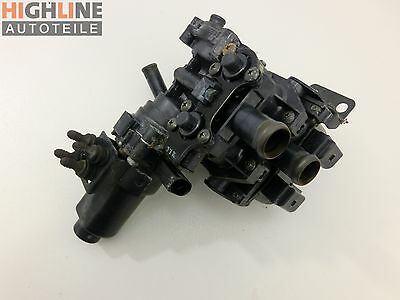 Audi A8 4E QU 02-06 4,0 TDI 202KW Water Valve Valve Heater with control motor