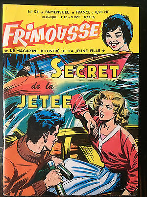 Frimousse N°54.1960.