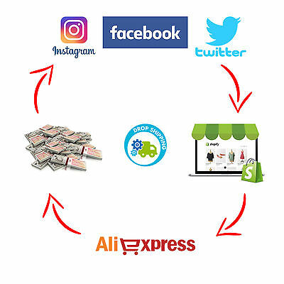 Make Money Drop Shipping With Aliexpress and Shopify