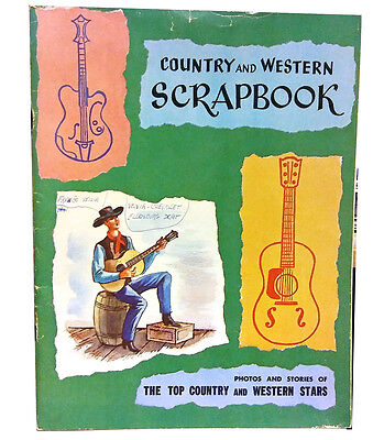 Country and Western Scrapbook 1965 Fender Super Reverb, Jaguar ad.