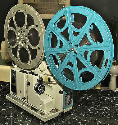 RANK ALDIS AUTOMATIC 16mm OPTICAL SOUND PROJECTOR.