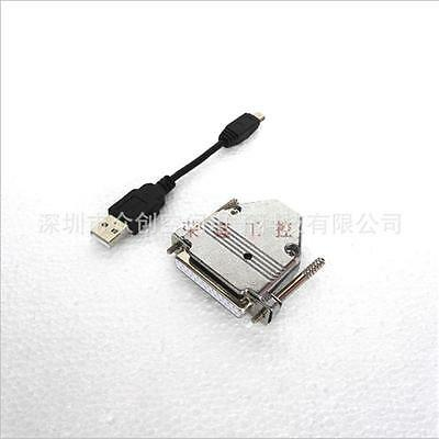 10cm CNC USB to Parallel Adapter Controller for Mach3 UC100 New