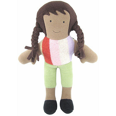 "Cate and Levi 15"" Handmade The Cate Doll Brunette Hair (Colors Will Vary) - CND"