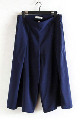 Brand New Navy Lead Rein Culottes Size 12
