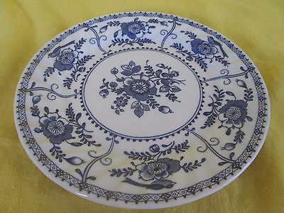 Johnson Brothers Indies Blue SALAD PLATE (s)  -have more items to set