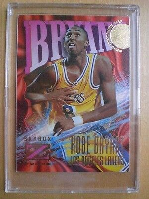 Kobe Bryant Rookie NBA Basketball Trading Card - LA Lakers