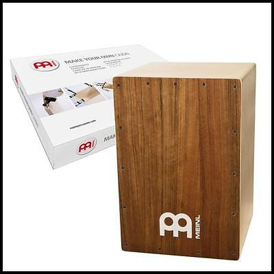 Meinl Percussion MYO-CAJ-OV Make Your Own Cajon, Ovangkol Frontplate
