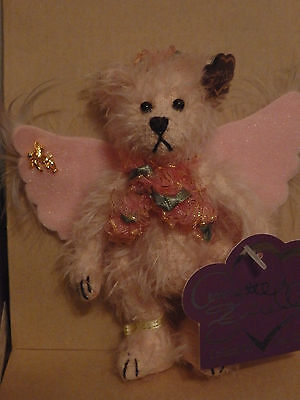 Annette Funicello Mohair 42nd Angel Bear Spring Seasons #901 of 20,000! NIB!