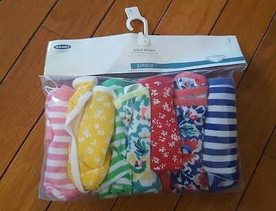 Old navy underwear pack new size small (6-7-8)