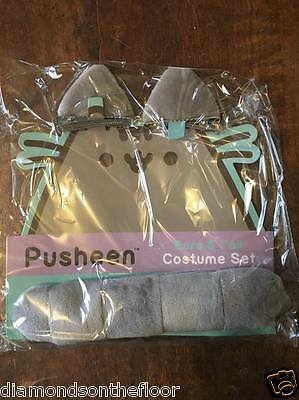 Pusheen Subscription Box Costume New In Package Kawaii Cat Halloween Gear