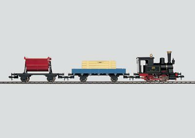 Märklin 54406 Maxi Starter Freight train digital 1 gauge in original box