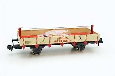 Märklin 54809 Museum Vehicle 2003 Circus Maximum 1 Gauge in original box