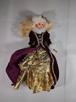 Happy Holidays Barbie Doll 1996 New without box